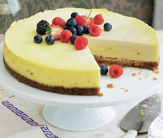 New York cheesecake | ASDA Recipes