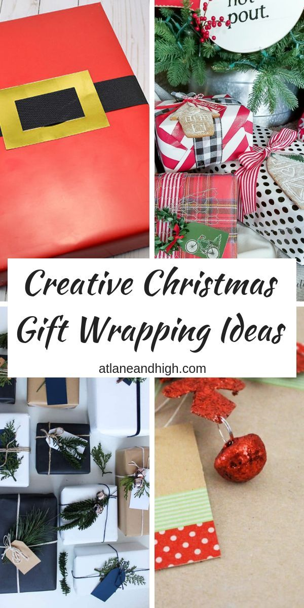 Creative Gift Wrap Ideas That Will Take Your Gifts To The Next Level Gift Wrapping Amazing Christmas Gifts Christmas Gift Wrapping
