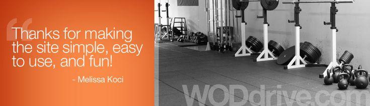 Free CrossFit Workout Database, Lists, and WOD Generator | WODdrive.com