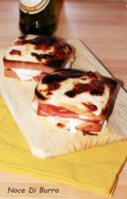 Croque+monsieur+il+panino+tipico+francese