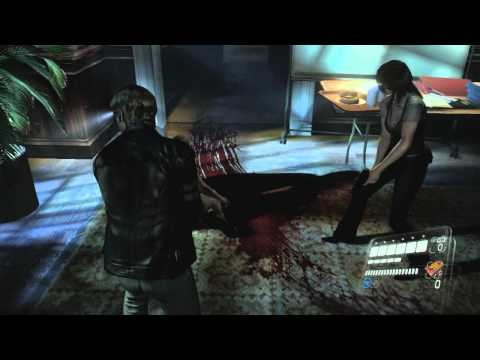 Resident Evil 6 - Leon Gameplay - Part 2 (HD)
