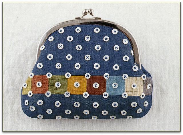 Japanese button craft book