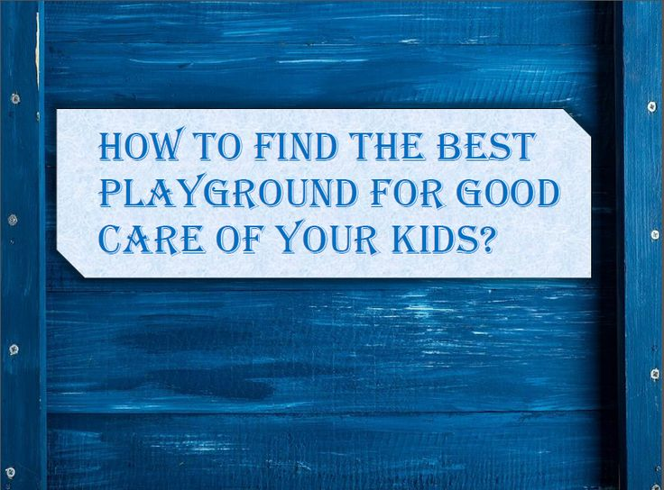 It is very good to create fun memories with your kids by taking them out of the house. For this, you should find a park for them where you and your kids can have fun. There are various such playgrounds. But you should find the best one for your kids. Read here and search the playground accordingly. #playground #outdoorplay #kids