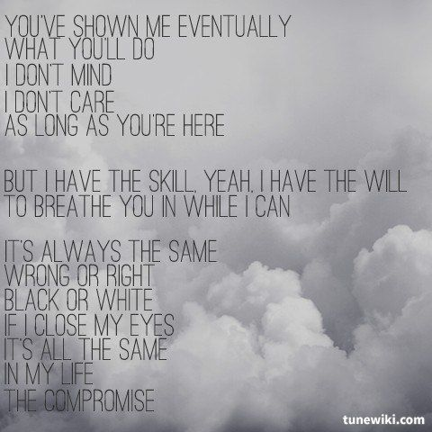 SICK PUPPIES : My World lyrics - LyricsReg.com