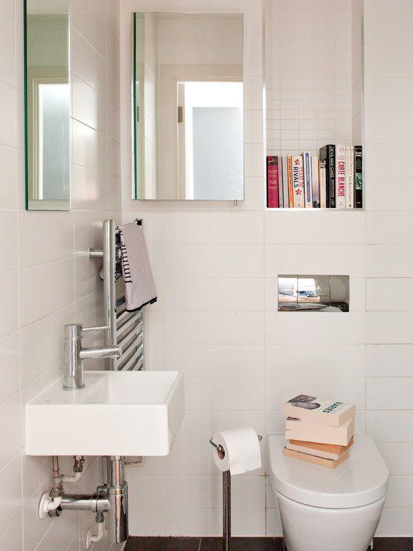 Baños pequeños con encanto