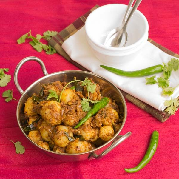38 best chettinad recipes images on pinterest indian food chettinad urlai roast baby potato roast forumfinder Image collections