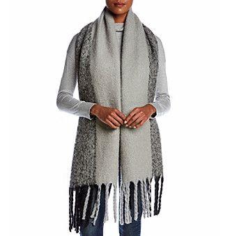 Ruff Hewn Nubby Blanket Wrap