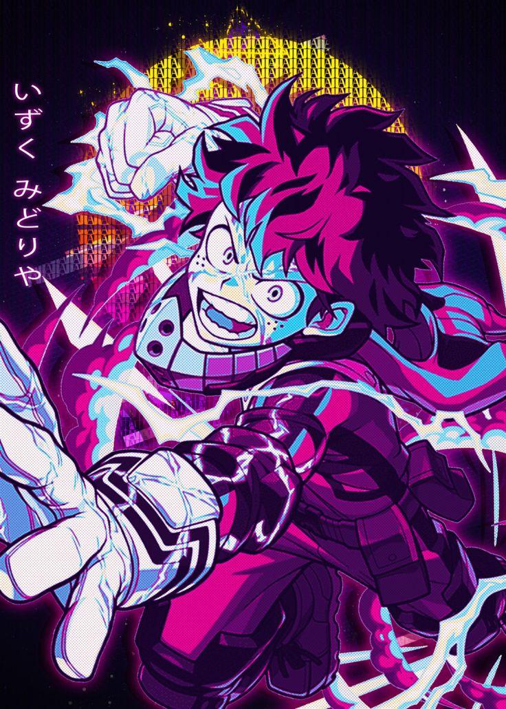 See more ideas about boku no hero academia, my hero. 'Midoriya' Poster by Introv Art | Displate | Hero poster ...