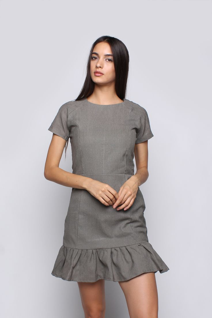 CAMELLIA Grey | Rp 138.000