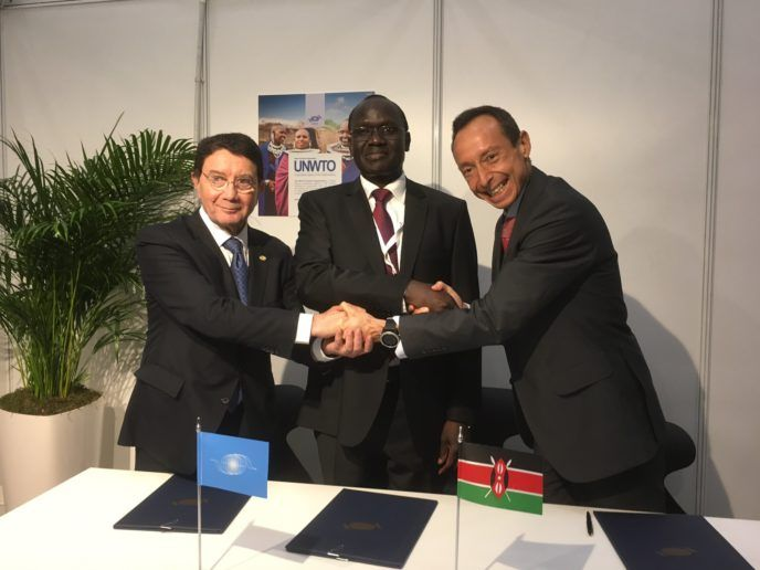 Amadeus, UNWTO and Kenya Partner to Foster Job Creation in Travel and Tourism Sectors.