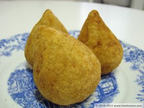 Halal Mama: Brazilian Shredded Chicken Croquettes (Coxinhas) and Padarias (Bakeries)