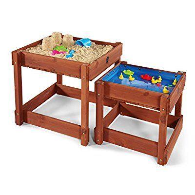 """Plum Sand- und Wassertisch """"Strand & Wasser"""" 2er-Set"""