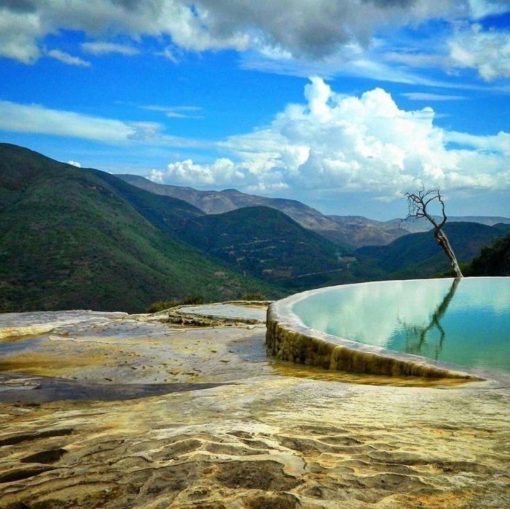 19 Lugares surreales de México para visitar al menos una vez en la vida