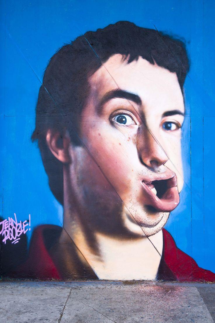 Écrasement facial | Facial crushing  Shake Your Face Jean Rooble
