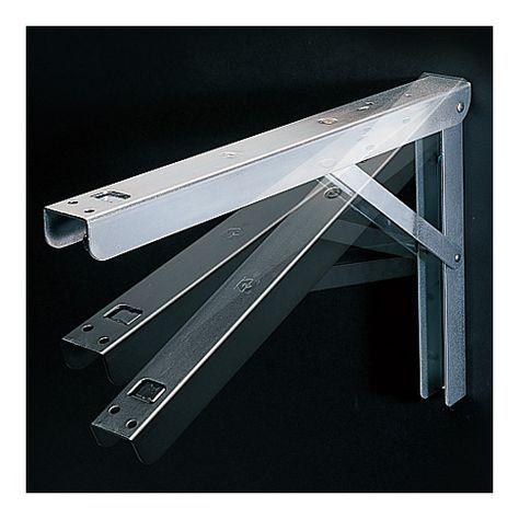 best 25 folding shelf bracket ideas on pinterest shelf brackets that fold up l bracket shelf. Black Bedroom Furniture Sets. Home Design Ideas