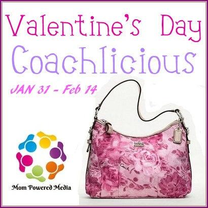 Coachlicious Valentine's Giveaway WW 2/14