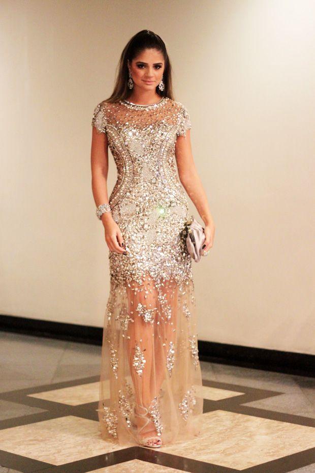 Thassia veste PatBo perfeito!