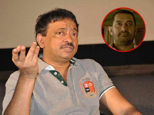 Ram Gopal Varma praises Aamir Khan's 'Dangal', but takes a dig at other Khans