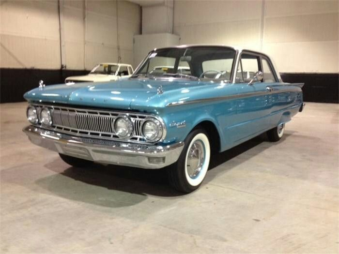 1962 Mercury Comet Maintenance/restoration of old/vintage vehicles: the material for new cogs/casters/gears/pads could be cast polyamide which I (Cast polyamide) can produce. My contact: tatjana.alic@windowslive.com
