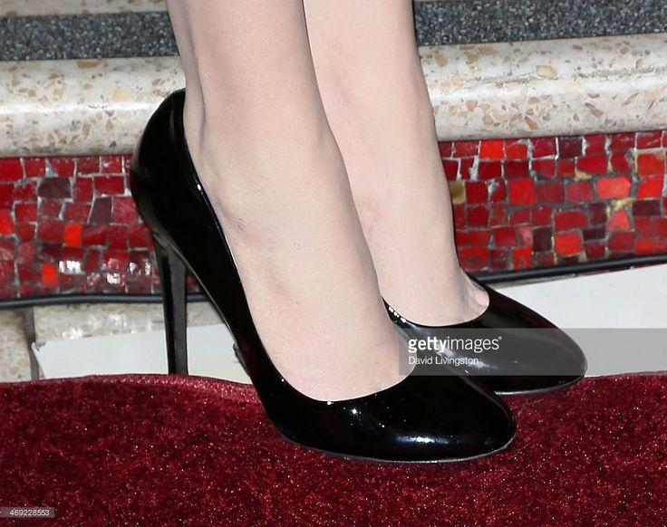 Photo d'actualité : A wax figure of actress Sandra Bullock dressed...