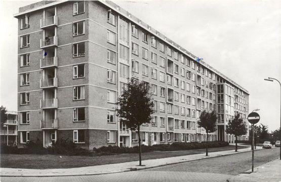 Arienshuis, Hoograven