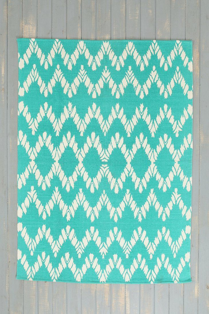 Magical Thinking Chevron Handmade Rug - Urban Outfitters