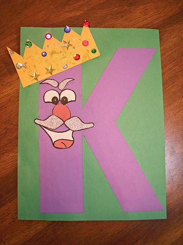 letter k crafts 17 best alphabet letter k crafts images on 22893 | 79fc0ee1d328de0ffe85c5dbcc4ba6b6 letter k crafts alphabet crafts