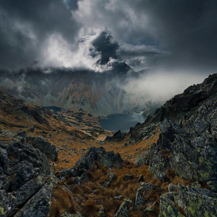 Szpiglasowy Wierch byKarol Nienartowicz, Tatra Mountains, Poland