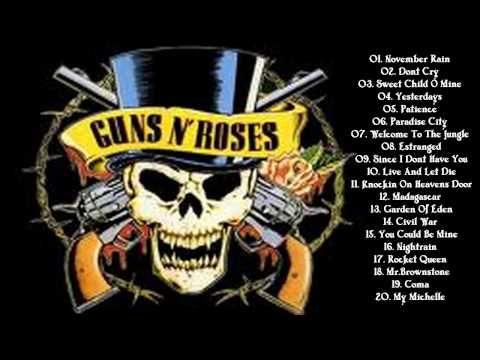 Best Of  Guns N Roses