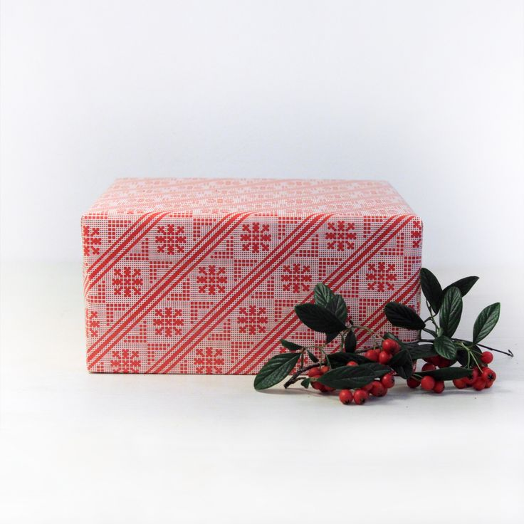 #pretty paper  wrapping paper with slovak pattern  #christmas2015 #xmas #wrappingpaper #giftwrappin