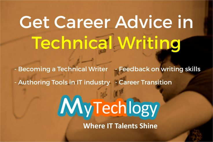 Get Career Advice on Technical Writing from an expert Technical writer who worked with companies like Apple in the Silicon Valley.