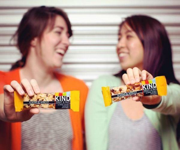 Make the world a little kinder when you send a FREE KIND bar to a #kindawesome friend