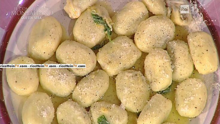 """La ricetta degli gnocchi ripieni di carciofi di Luisanna Messeri del 29 febbraio 2016, a """"La prova del cuoco"""""""