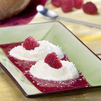 Das Rezept für die Kokosmousse hat Elena Schulte vor ein paar Jahren in einem Kochbuch entdeckt. Seitdem gibt es das Dessert zu besonderen Anlässen....