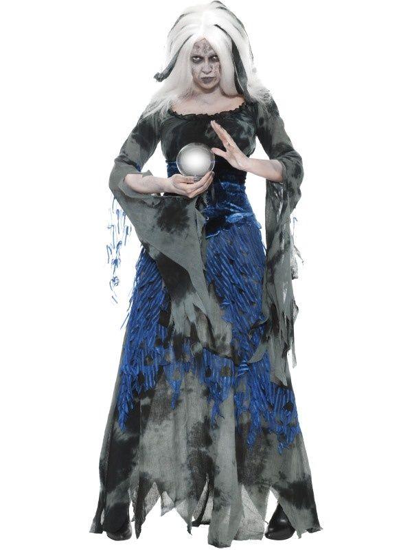 Wiedźma Wróżbitka to rewelacyjny strój na wieczór magii i wróżb, czyli Andrzejki :)