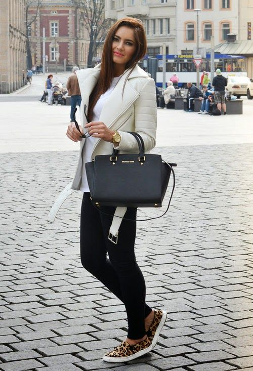 17 best images about white leather jacket on