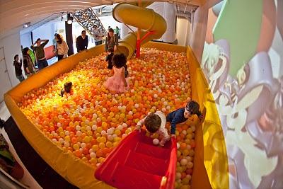 The Coop - LAKids Playrooms, Future Work, Birthday Parties, Eventos Rovi