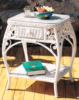196 Best Images About Wow It S Wicker On Pinterest White
