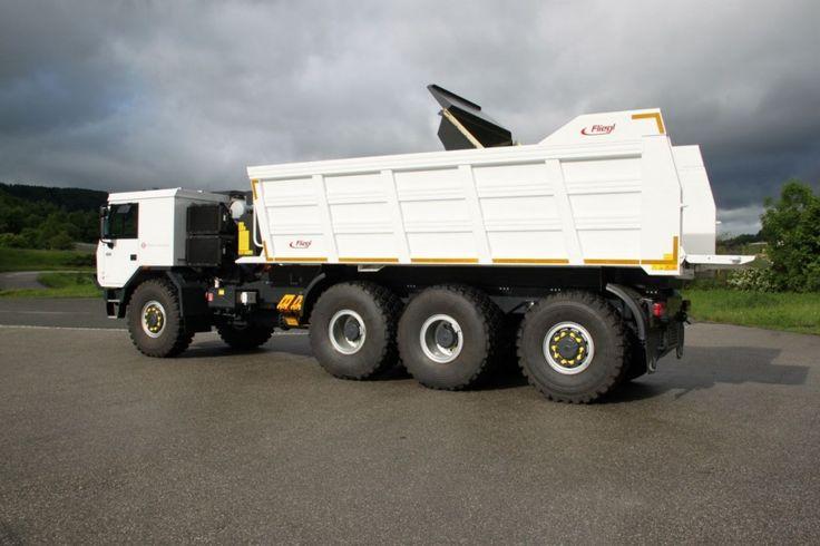 Tatra T815-732R90 50 325 8x8.1R/41A Australia