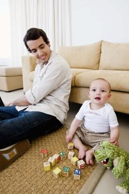 Weight Bearing Activities for Infants | eHow UK