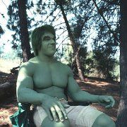 """The Incredible Hulk"" Lou Ferrigno 1978 CBS"