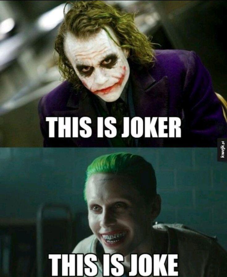 yes! Heath Ledger was the true joker! jared leto was just a joke, he tried to hard