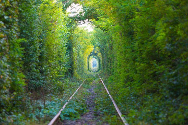 The Tunnel Of Love - Romania