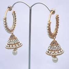 indian jewelry earrings design