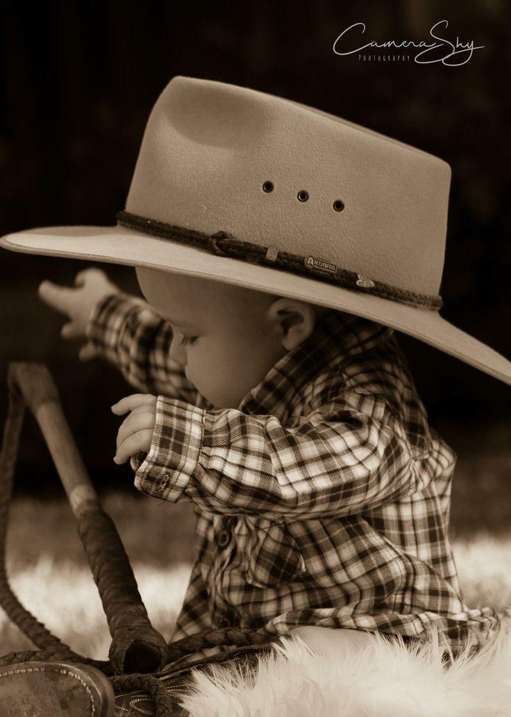 Cowboy & the Akubra Hat