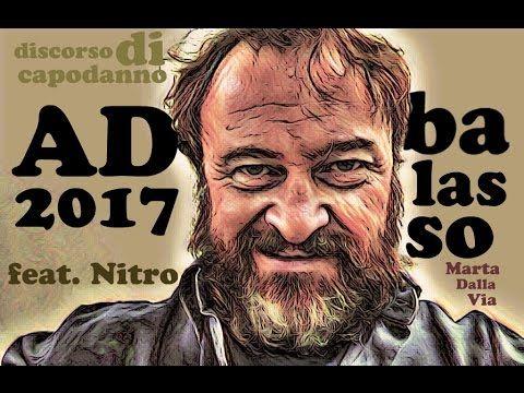 Balasso: discorso di Capodanno 2017