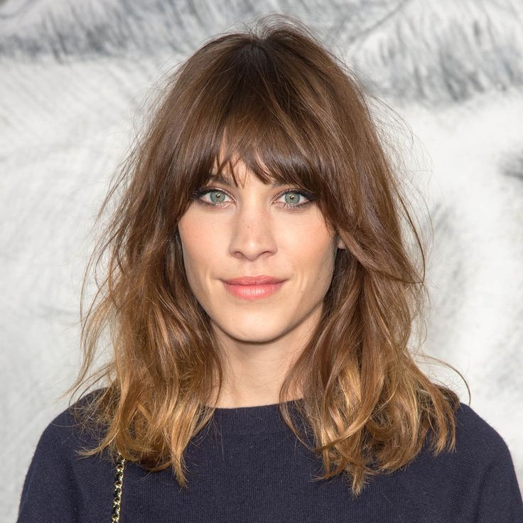 The Effortlessly Cool Haircut You'll Love For Fall | Bobs ... Long Haircuts 2014 Trends With Bangs