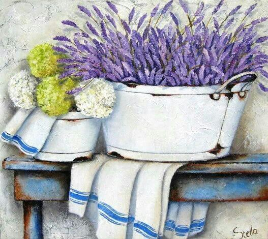 ♥ Lovely painting