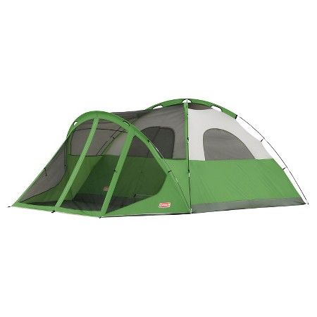 Coleman Evanston 6 Person Screened Tent : Target