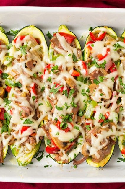 24 best healthy recipes images on pinterest healthy meals apple philly cheese steak zucchini boats cooking classy steak recipesrecipes forhealthy recipesrecipiescheesesteakfood meman forumfinder Gallery